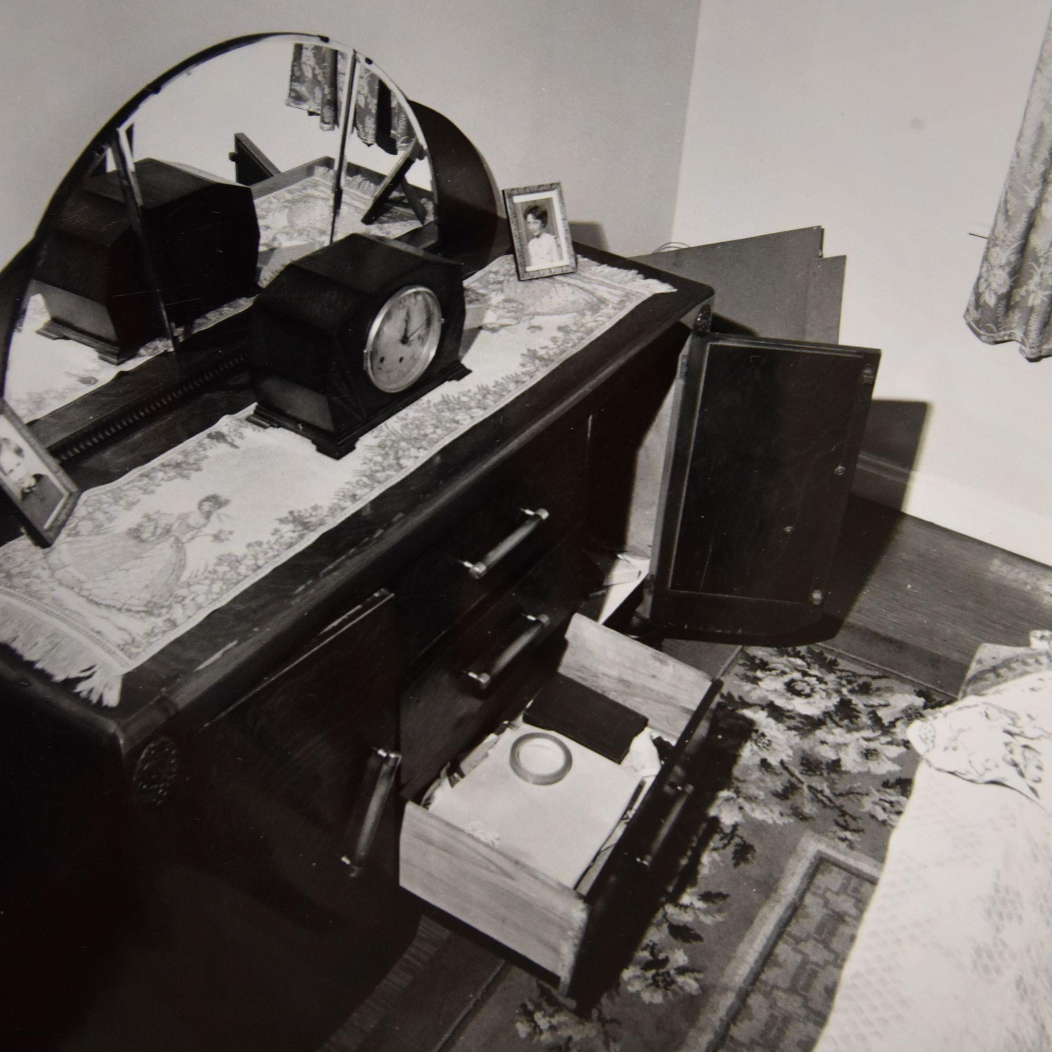 West's bedroom