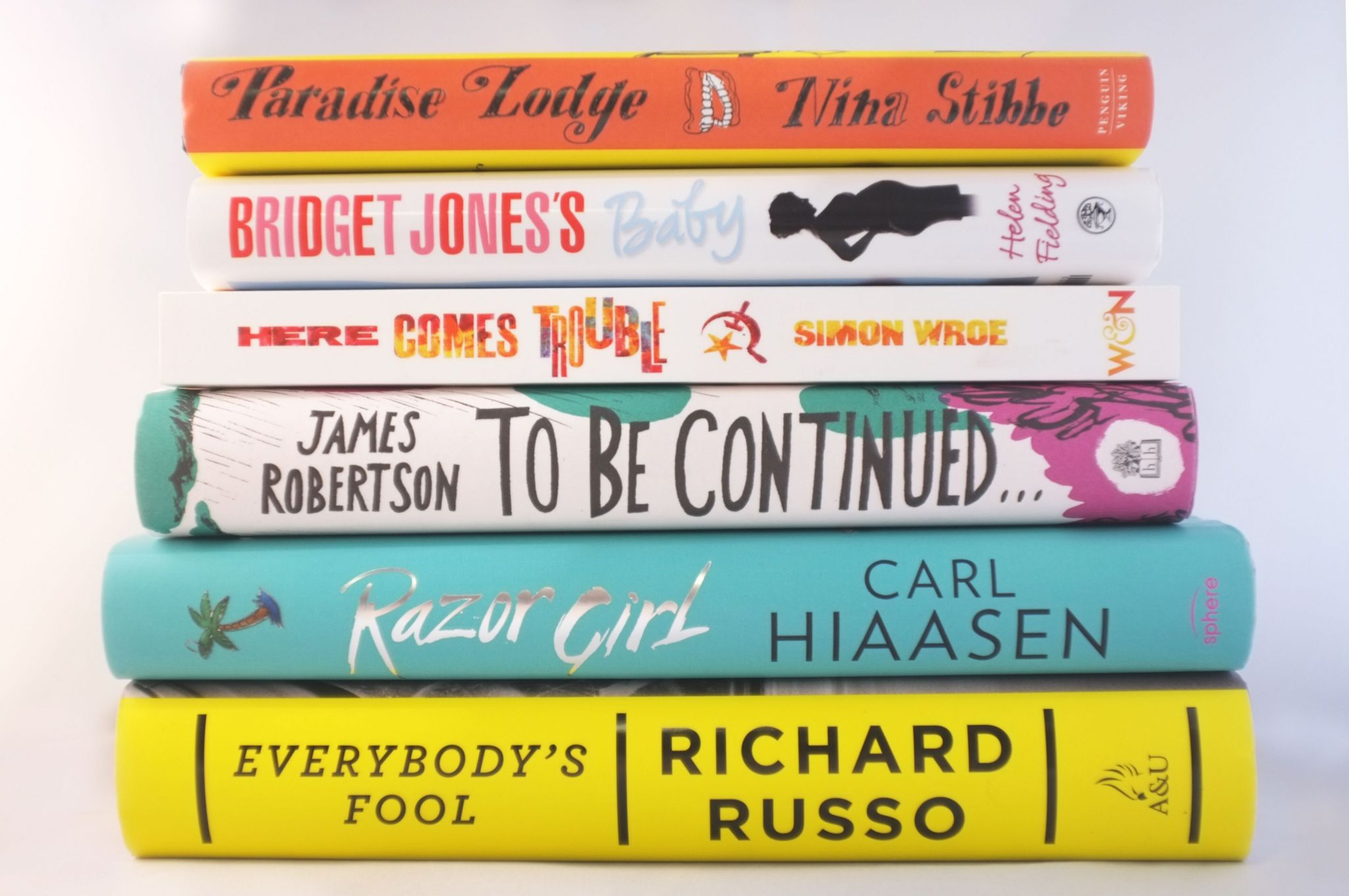 Shortlisted titles
