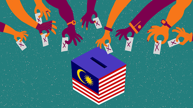 Image result for voting malaysia