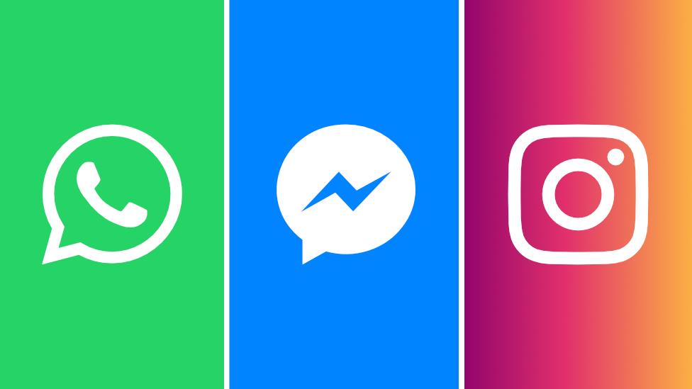 Resultado de imagen para privacidad whatsapp facebook instagram