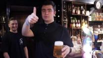 bbc.co.uk - The barman with autism living his dream
