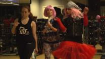 bbc.co.uk - Drag Diva' fitness hits London