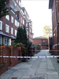 London shooting: 'Postcode' wars blight Mozart Estate - BBC News