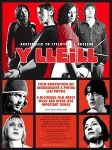 Poster Y Lleill