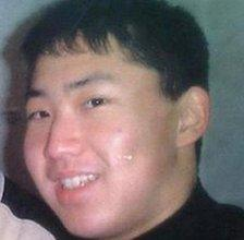 A young and almost unrecognisable Kim Jong Un, allegedly taken in Berne