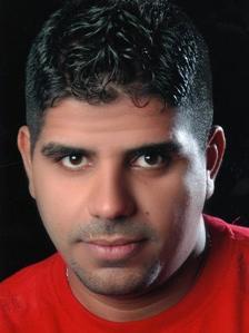 Razans Mohammed's husband Qusay (Family photo)