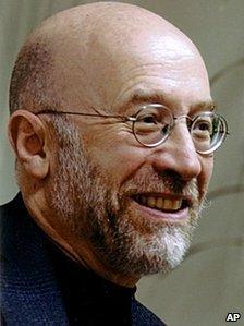 Tony Judt (file picture)