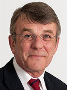 Councillor John Savage