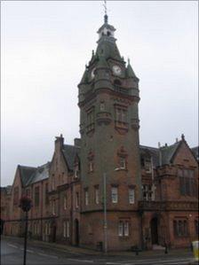 Lockerbie Town Hall