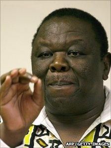 Morgan Tsvangirai (May 2010)
