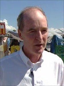 Leonard Doyle of the International Organisation for Migration