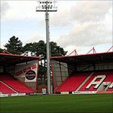 Dean Court football stadium