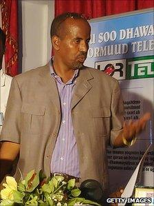 Bashir Nor Gedi (October 2007)
