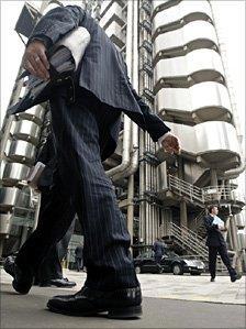 City of London worker