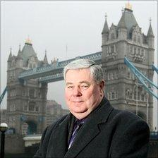 Bridge Master Eric Sutherns