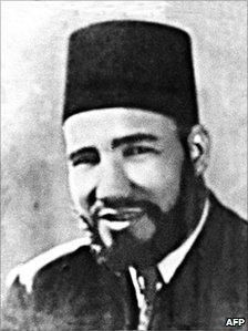 Hassan al-Banna in 1929