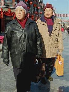Tea shopper Song Guiqing