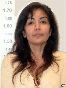 Sandra Avila Beltran - file photo from 2007