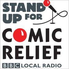 Comic Relief logo 2011