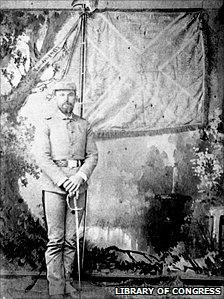 Emanuel Rudasill, Company M, 16th North Carolina Regiment, of the Confederate army
