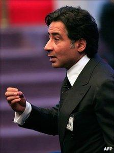 Egyptian steel tycoon Ahmed Ezz (image from 2008)