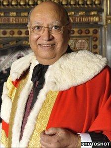Lord Raj Loomba