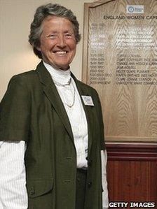 Baroness Rachael Heyhoe-Flint