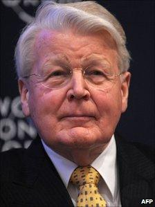 President of Iceland, Olafur R Grimsson, file pic 2010