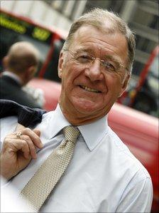 High Sheriff of Lancashire Peter Mileham