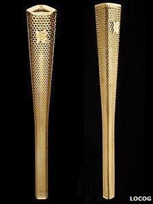 London 2012 torch prototype
