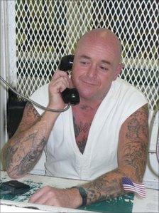Mark Stroman on Death Row