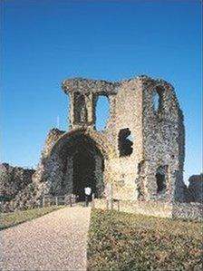 Castell Dinbych