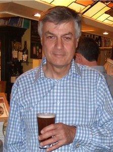 Roger Wilyman, from Llanfair Talhaiarn, Conwy