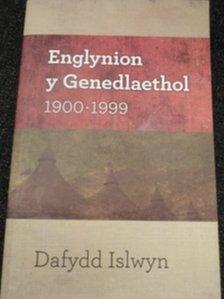 Cyfrol ddiweddara' Dafydd Islwyn