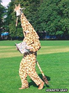 The Good Giraffe Pic: Kenneth Gray