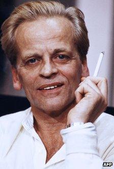 Klaus Kinski in 1981