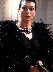 Jacqueline Pearce as Servalan