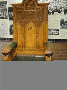 Cadair Eisteddfod 1939