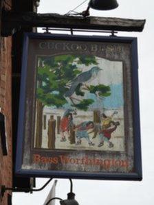 Cuckoo Bush pub in Gotham