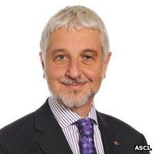 Brian Lightman ASCL leader