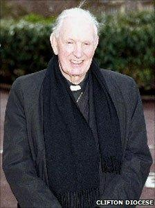 The Right Reverend Mervyn Alexander photographed in 2001 - image courtesy Clifton Diocese