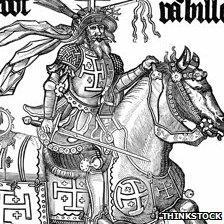 French crusader Godfrey de Bouillon (Photo: to THINKSTOCK)