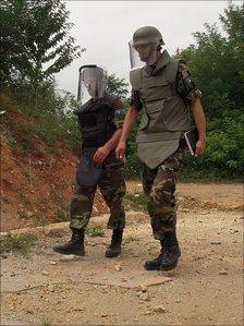 Kosovan Security Forces