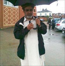 Lajbar Khan