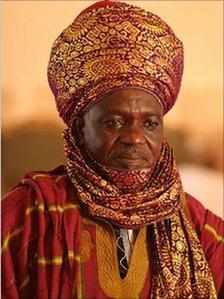Master of Ceremonies, Royal Court, Nigeria