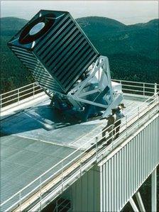 Sloan Digital Sky Survey telescope (SPL)