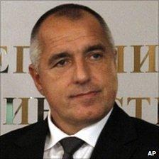 Boiko Borisov, 13 November 2010