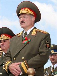 President Lukashenko, July 2010