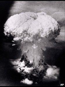 A Bomb blast