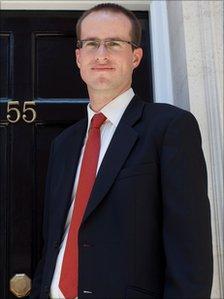 Matthew Elliott, director of the No to AV campaign